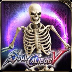 Костюм скелета 1