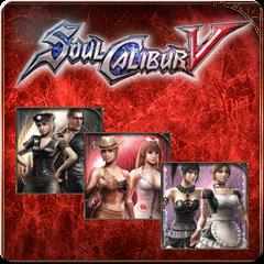 Секси костюмы - SoulCalibur V