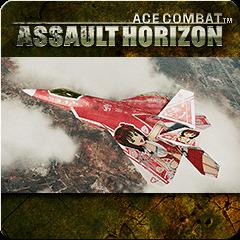 F-22A 'THE IDOLM@STER' Skin Set