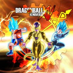 Комплект Dragon Ball Z  Resurrection of 'F'