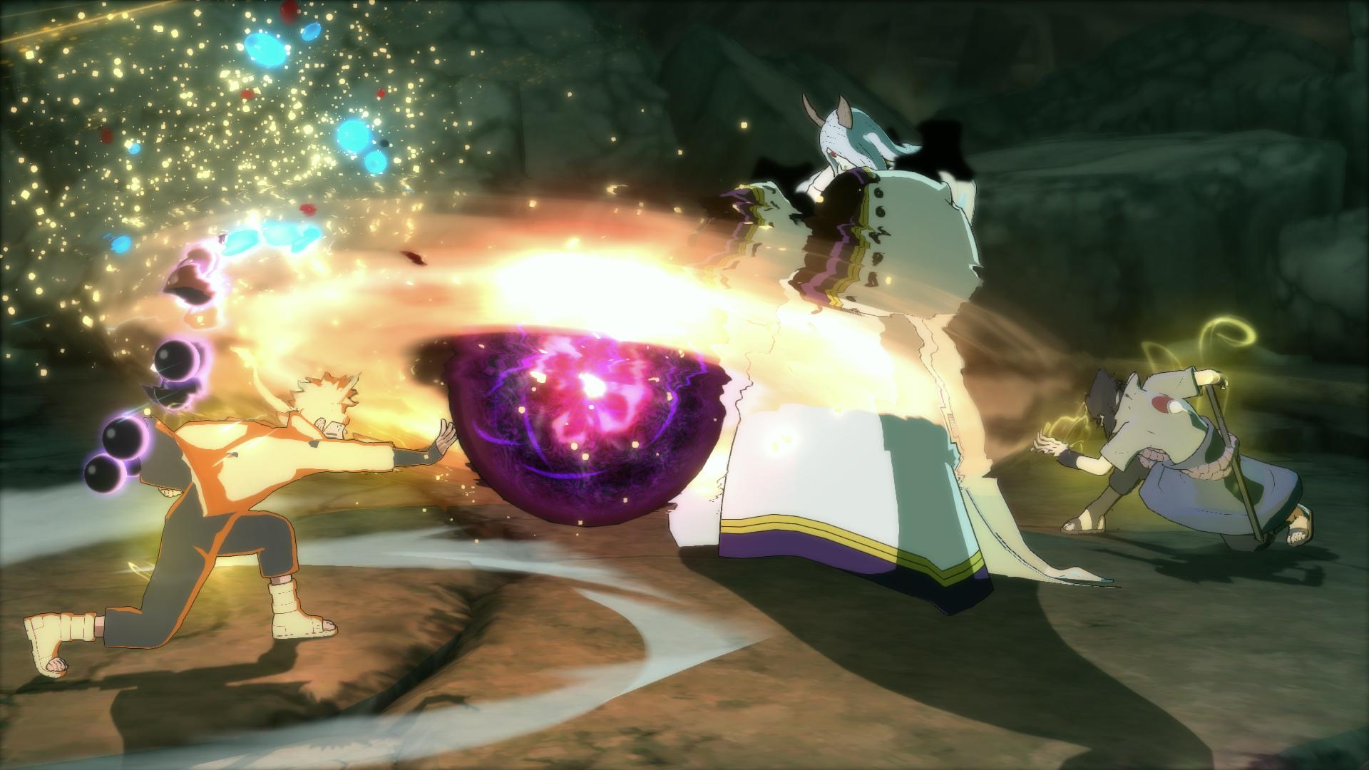 Скриншот №5 к NARUTO SHIPPUDEN Ultimate Ninja STORM 4