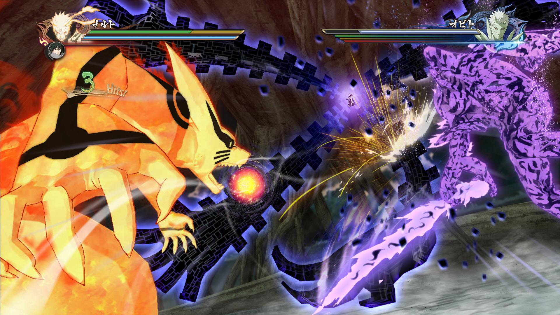 Скриншот №6 к NARUTO SHIPPUDEN Ultimate Ninja STORM 4