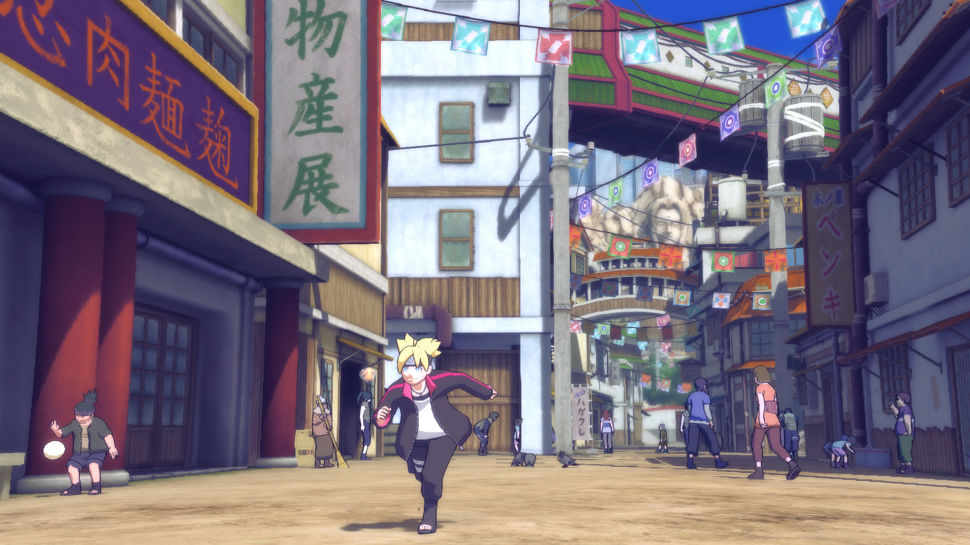 Скриншот №10 к NARUTO STORM 4  Road to Boruto Expansion