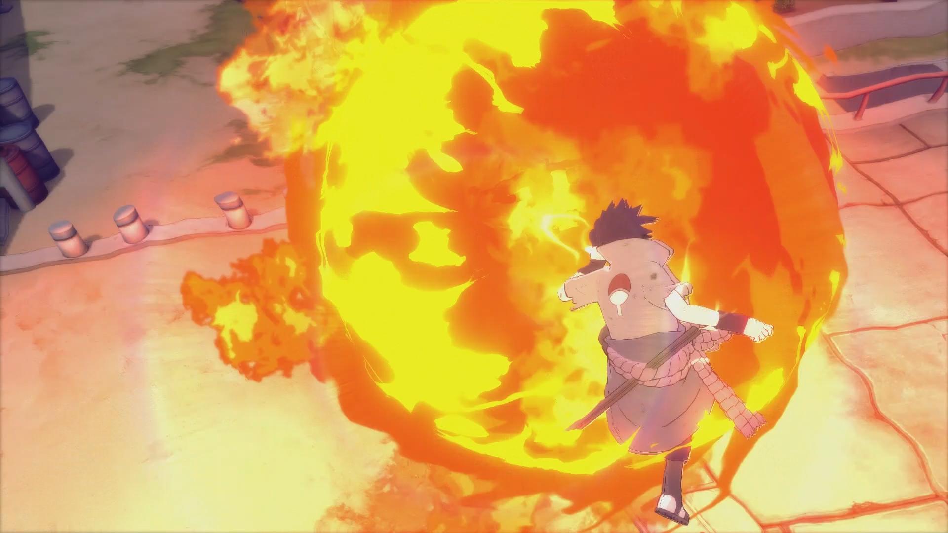 Скриншот №10 к NARUTO SHIPPUDEN Ultimate Ninja STORM 4