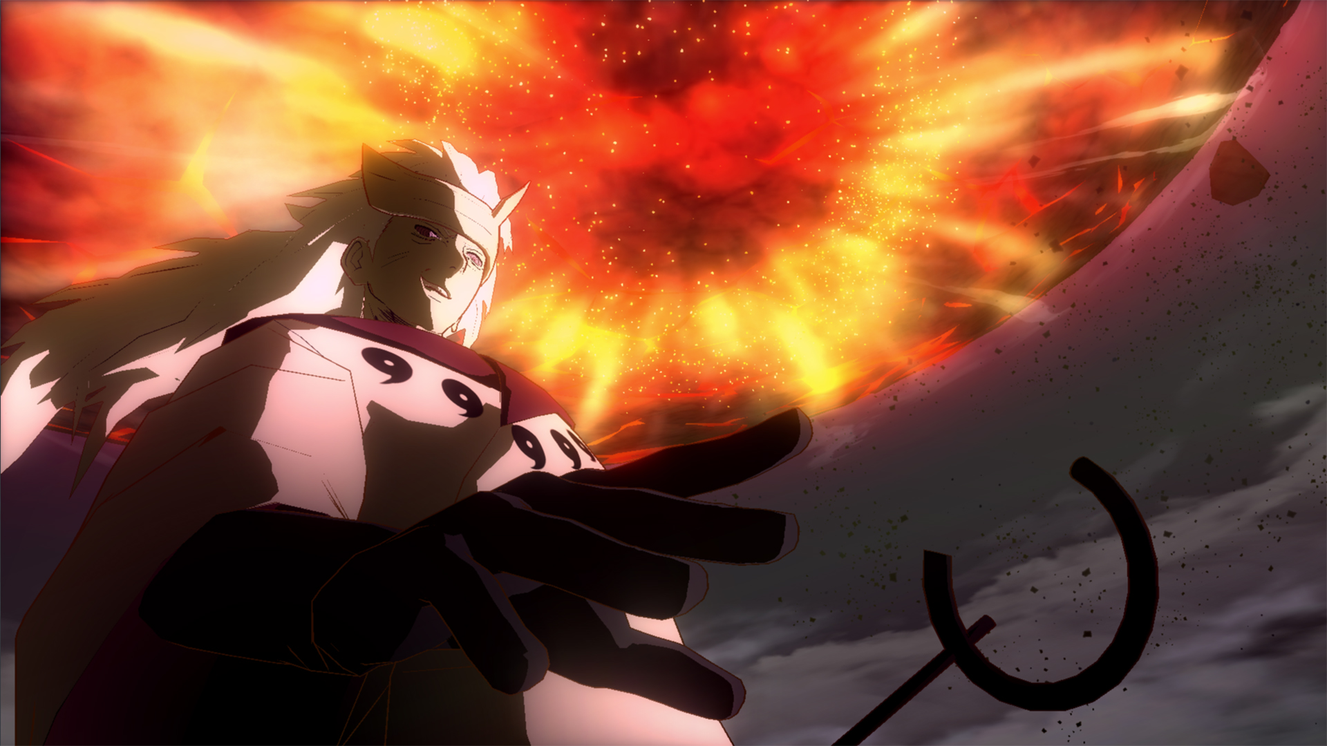 Скриншот №2 к NARUTO SHIPPUDEN Ultimate Ninja STORM 4
