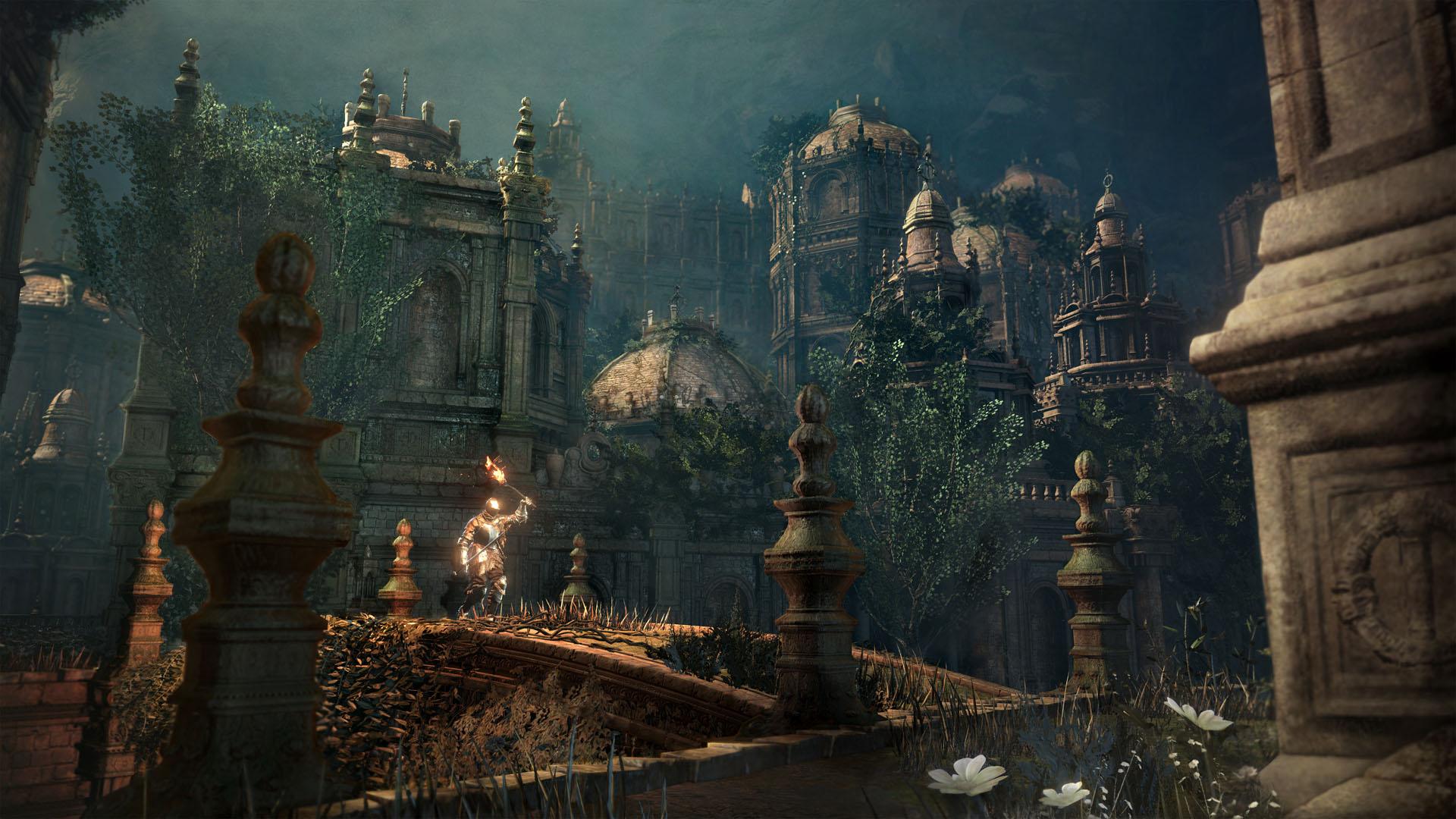 Скриншот №5 к DARK SOULS III  The Ringed City