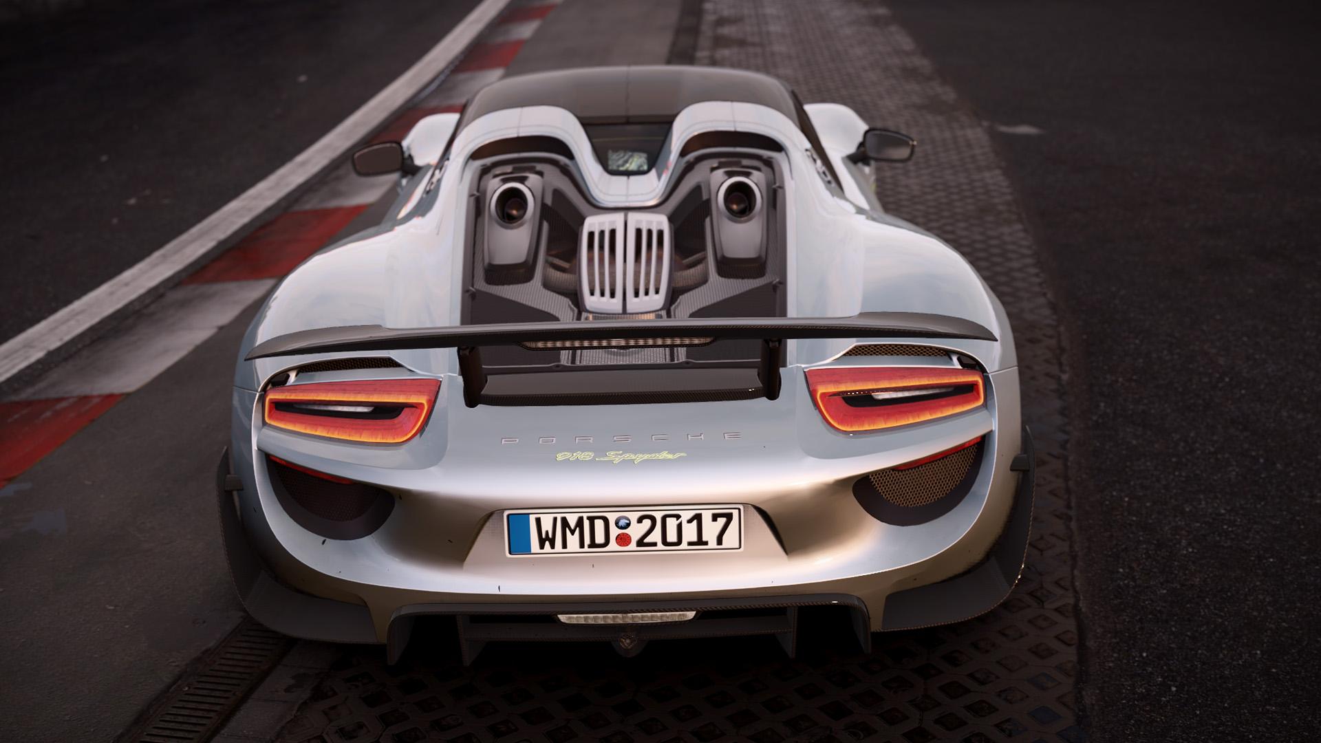Скриншот №5 к Project CARS 2