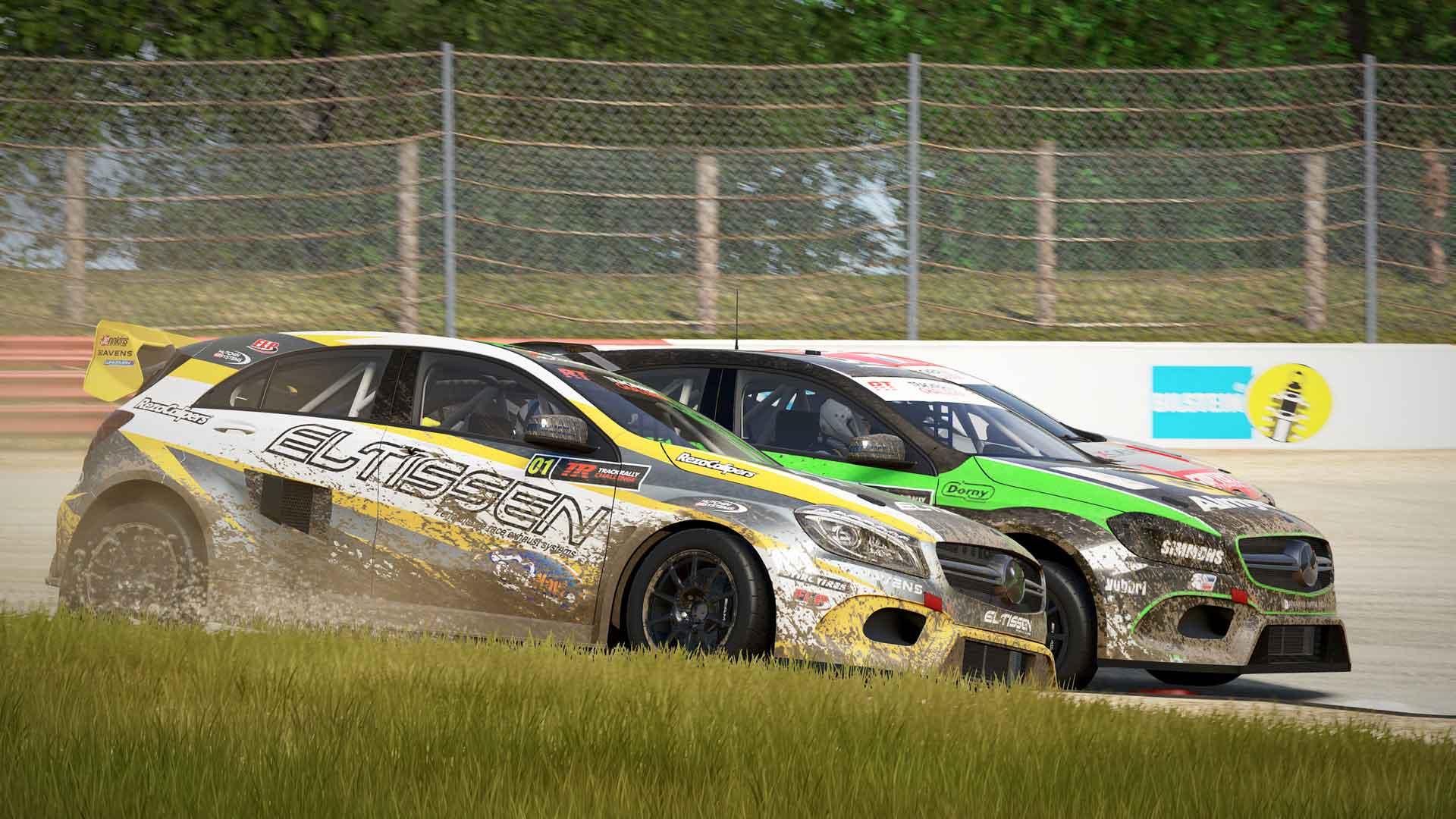 Скриншот №8 к Project CARS 2
