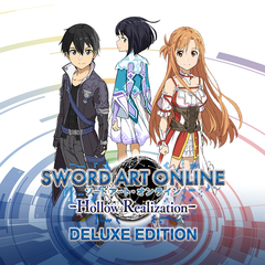 Sword Art Online: Hollow Realization Deluxe Edition for PS4