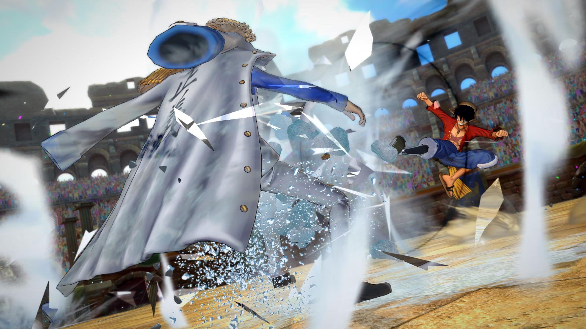 one piece burning blood demo on ps4
