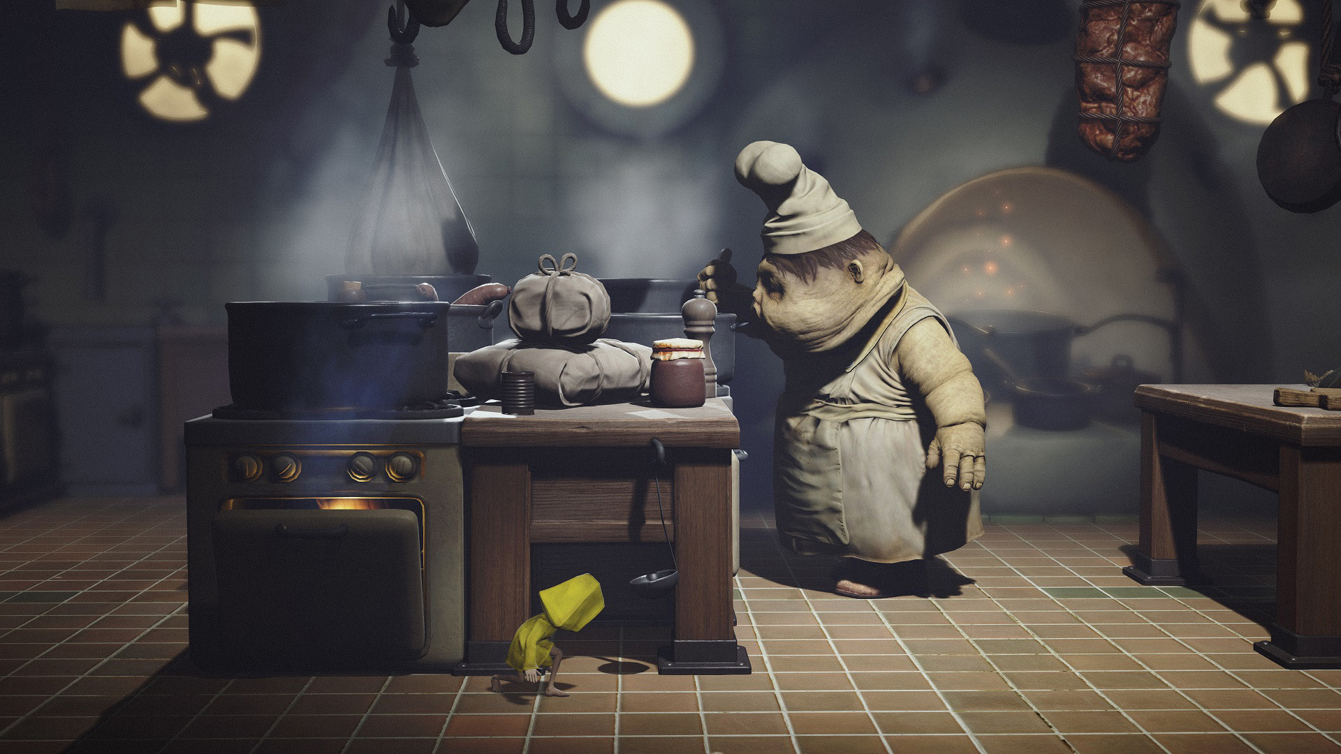 Скриншот №6 к Little Nightmares