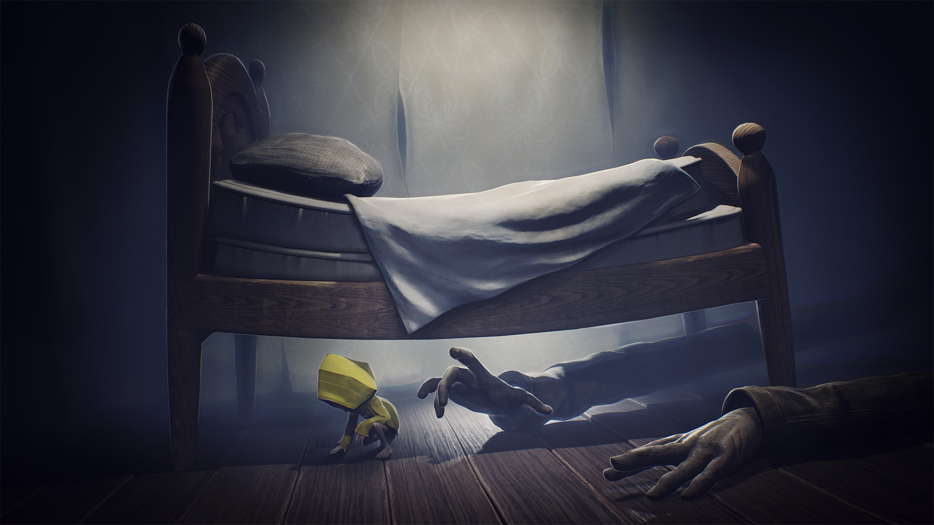 Скриншот №2 к Little Nightmares Complete Edition