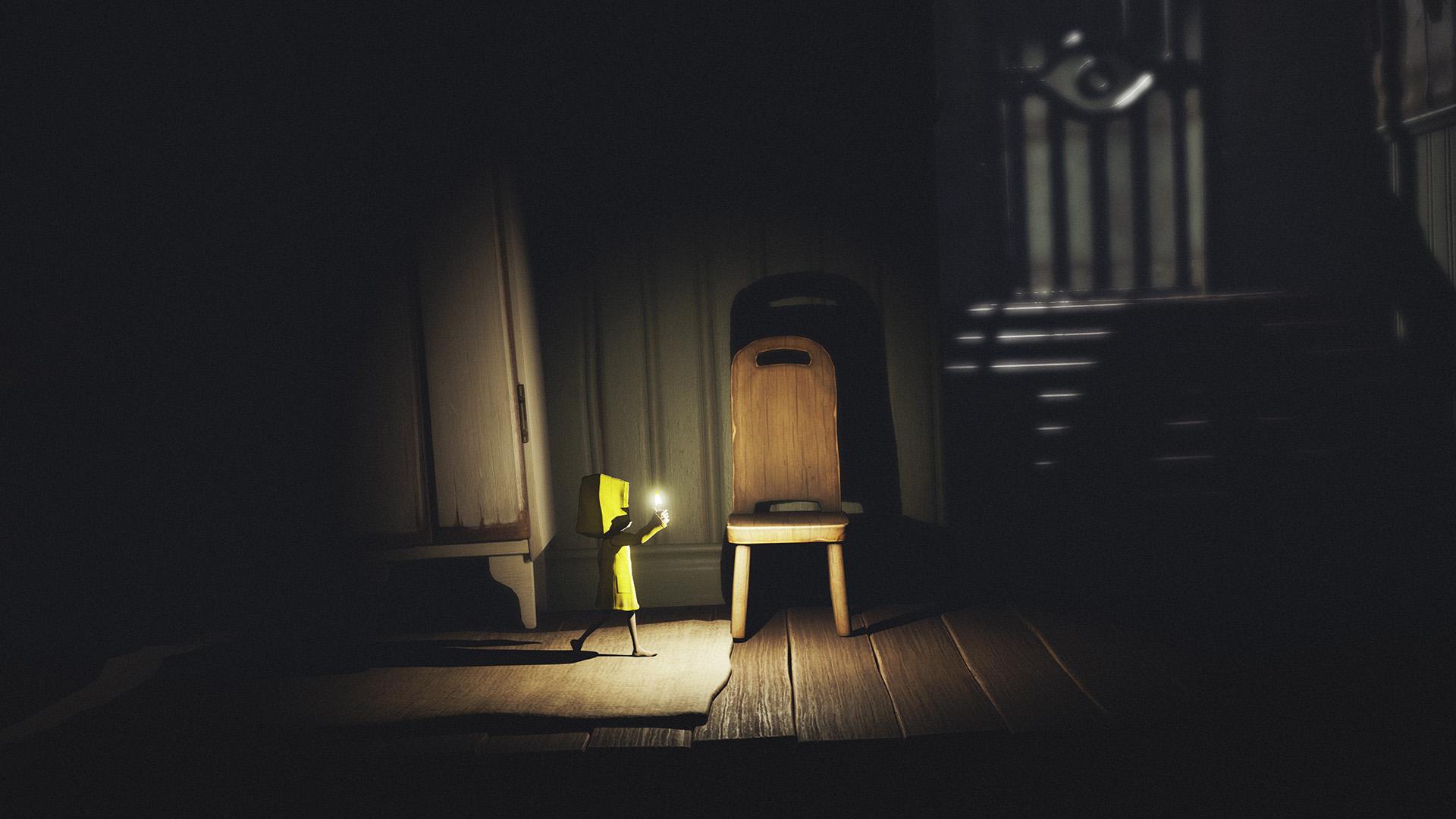 Скриншот №7 к Little Nightmares Complete Edition