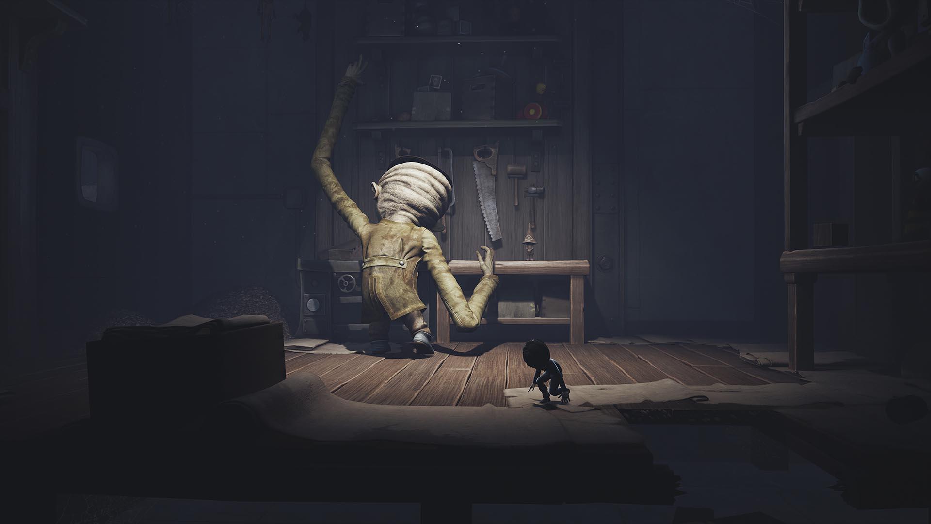 Скриншот №2 к Little Nightmares The Hideaway DLC