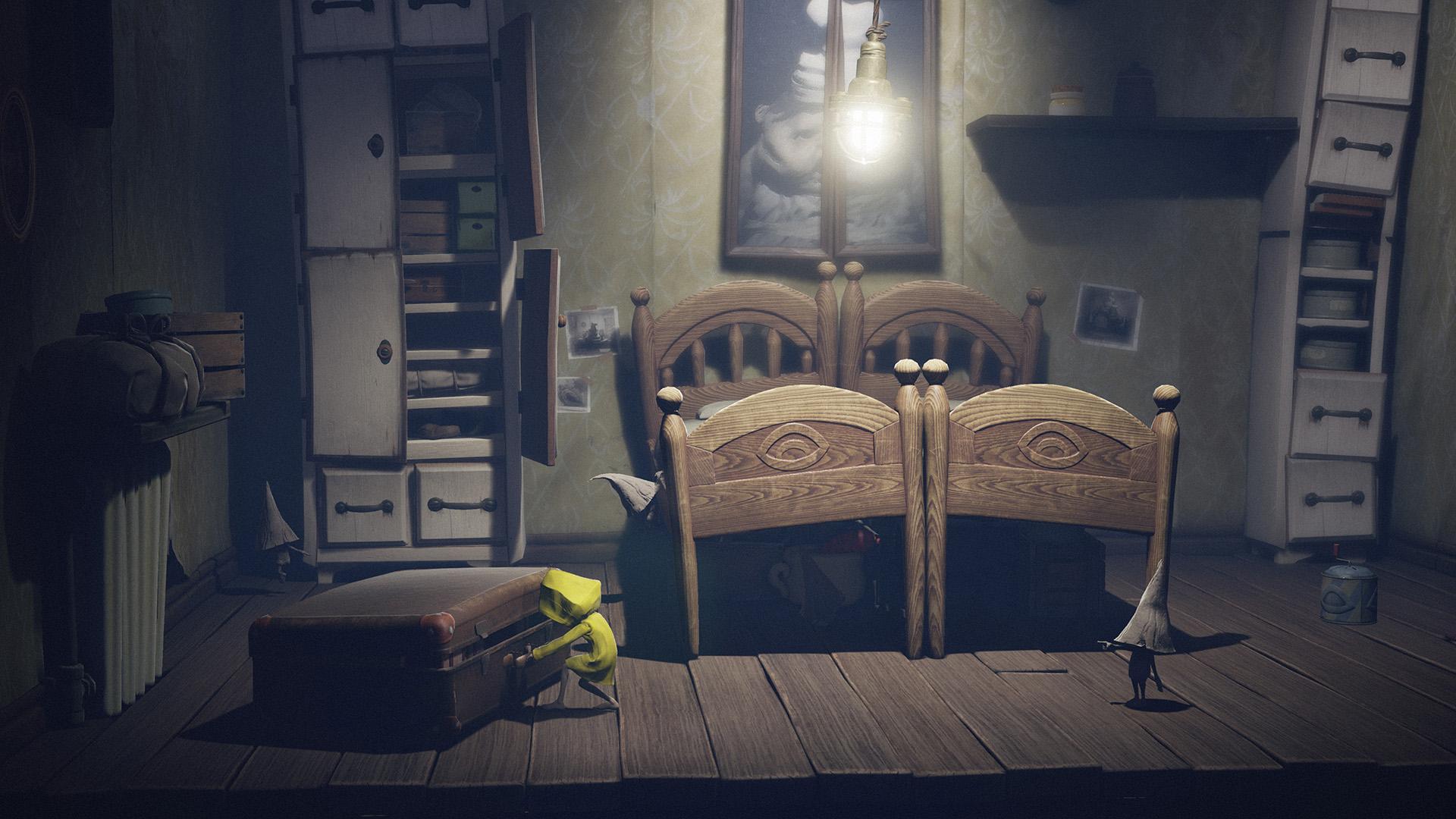 Скриншот №9 к Little Nightmares Complete Edition