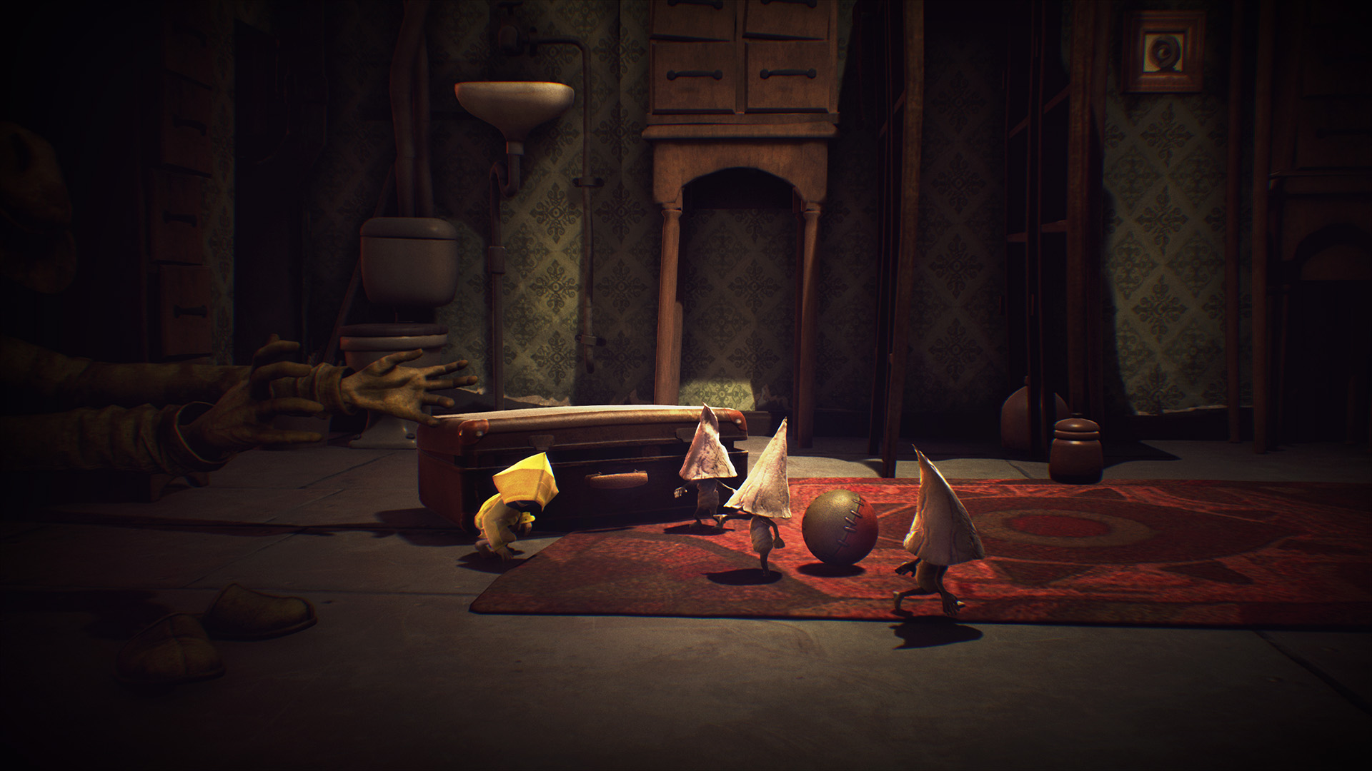 Скриншот №5 к Little Nightmares