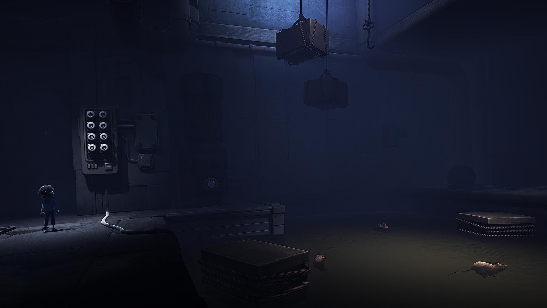 Скриншот №3 к Little Nightmares The Depths DLC