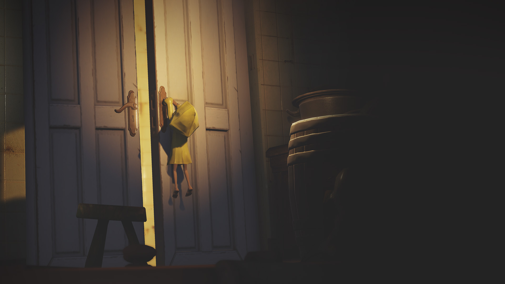 Скриншот №4 к Little Nightmares Complete Edition
