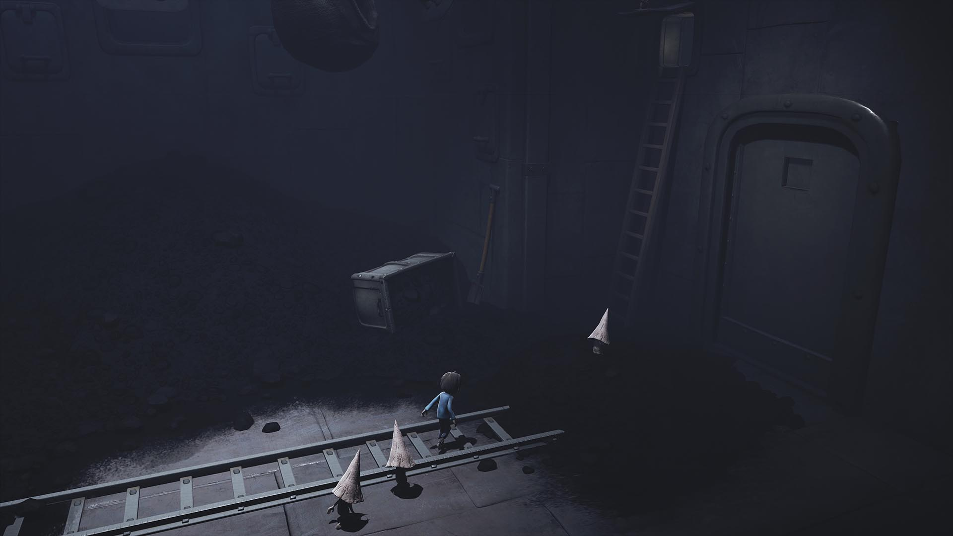 Скриншот №3 к Little Nightmares The Hideaway DLC