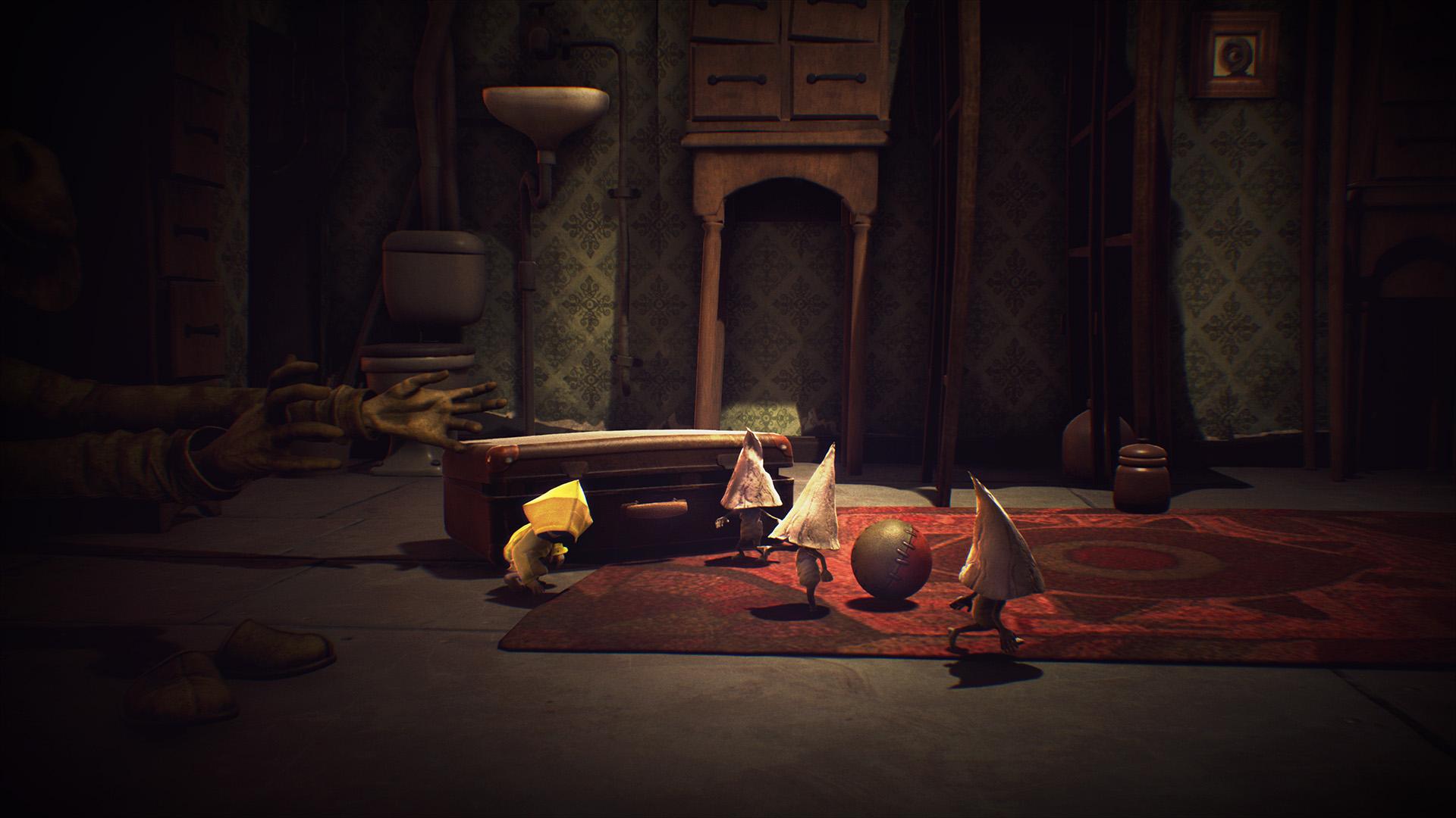 Скриншот №5 к Little Nightmares Complete Edition