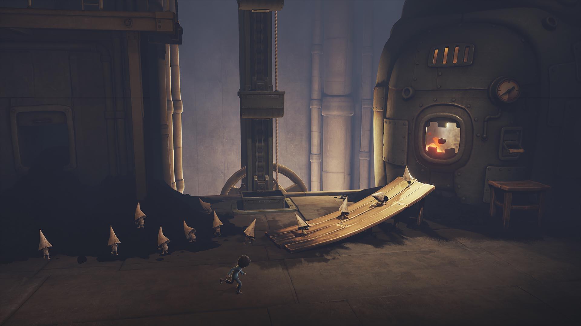Скриншот №1 к Little Nightmares The Hideaway DLC