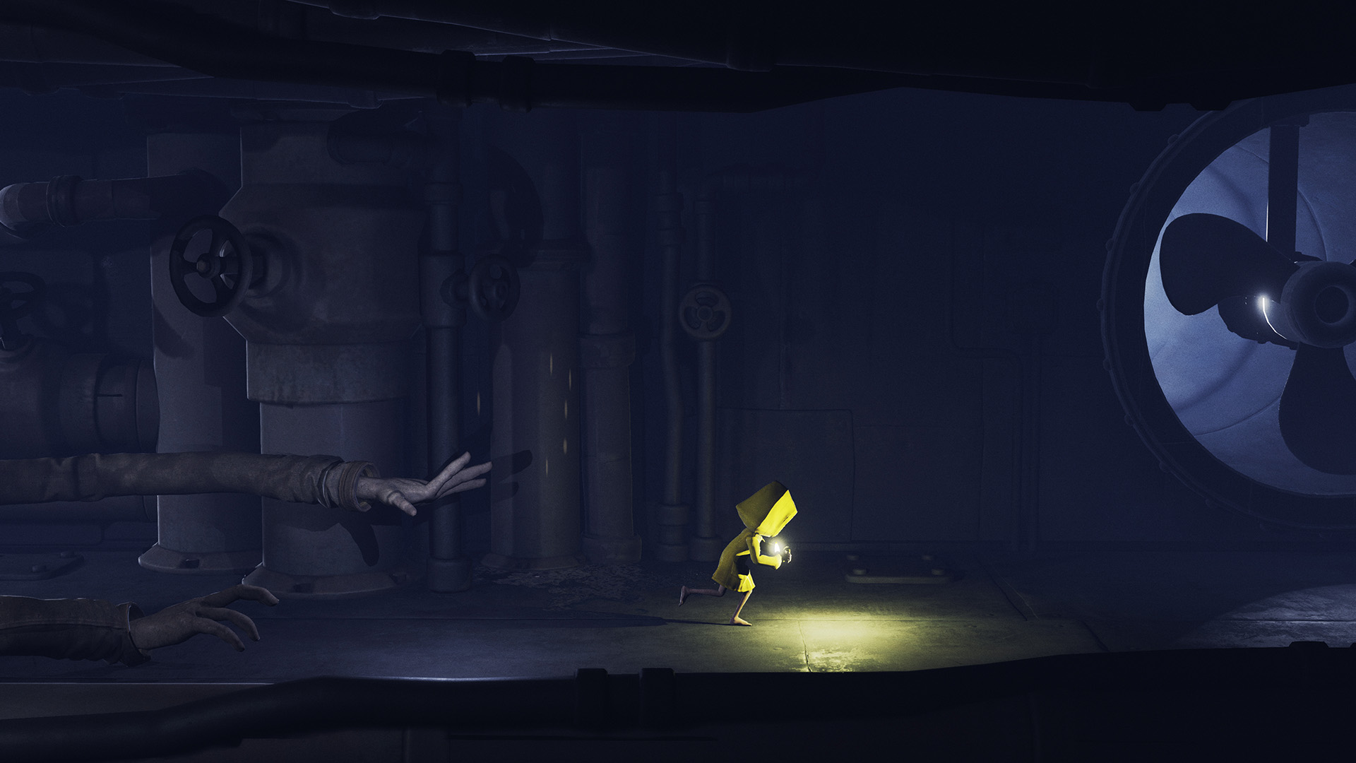 Скриншот №11 к Little Nightmares