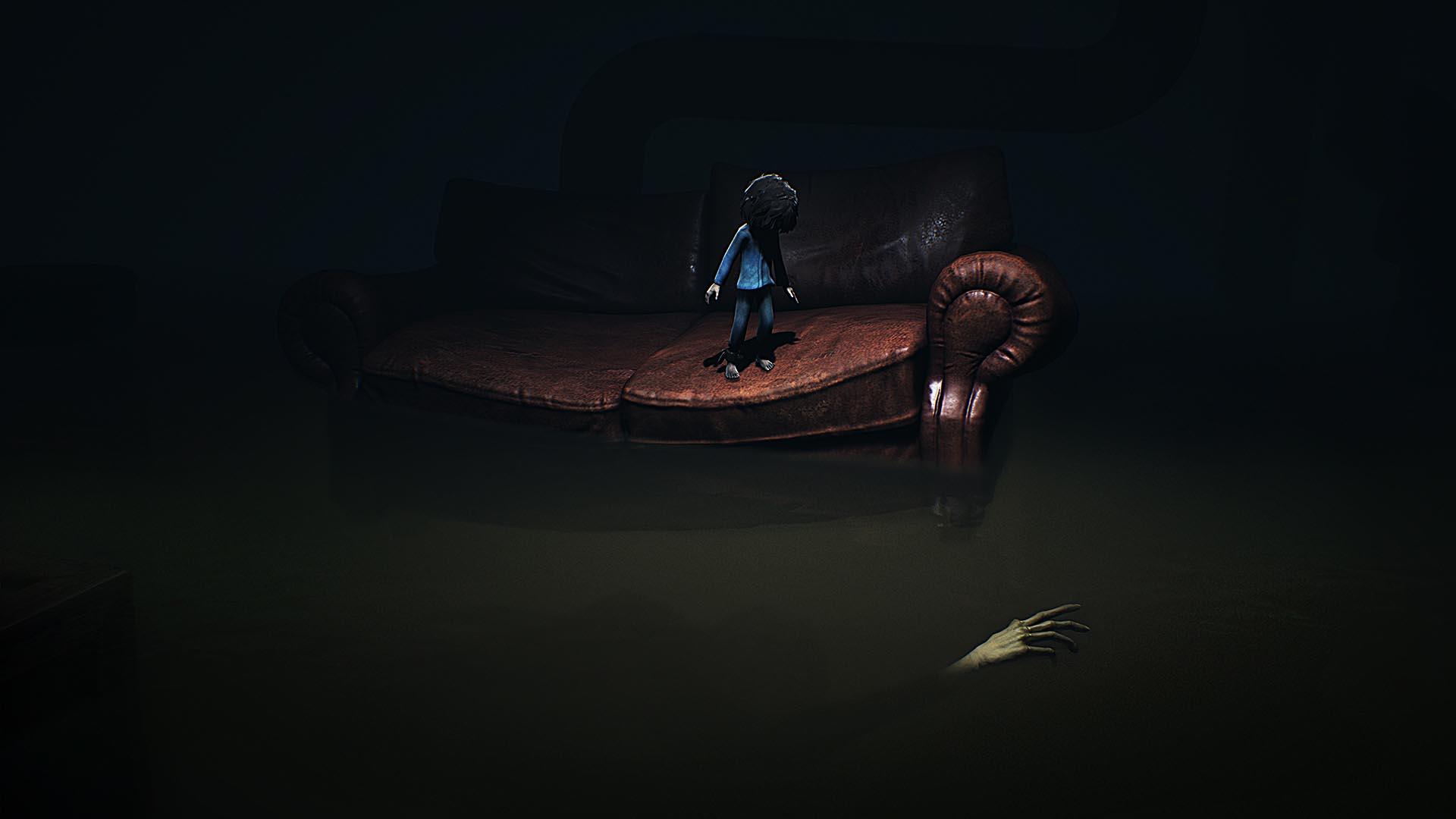 Скриншот №2 к Little Nightmares The Depths DLC