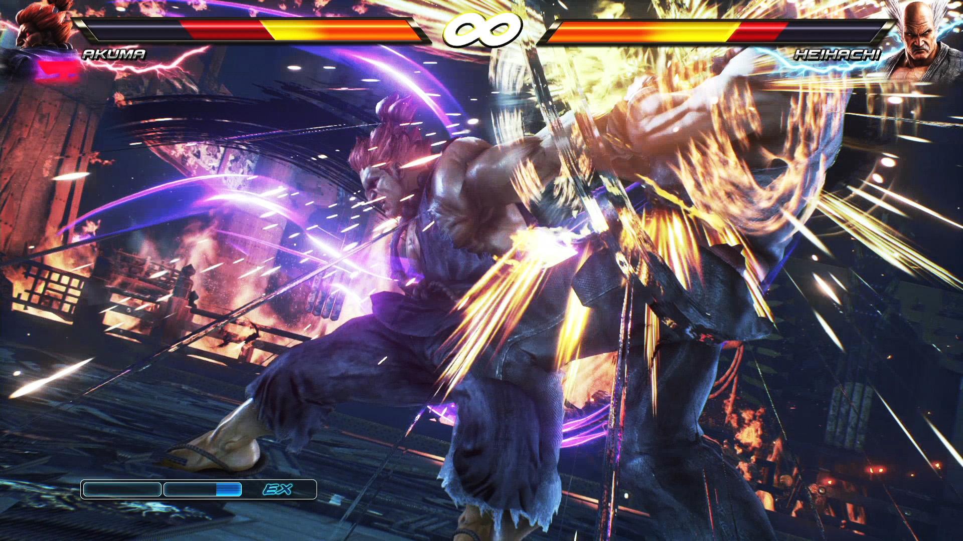 TEKKEN7 04 - Rockt diese Genres mit dem Dualshock 4 Rücktasten-Ansatzstück