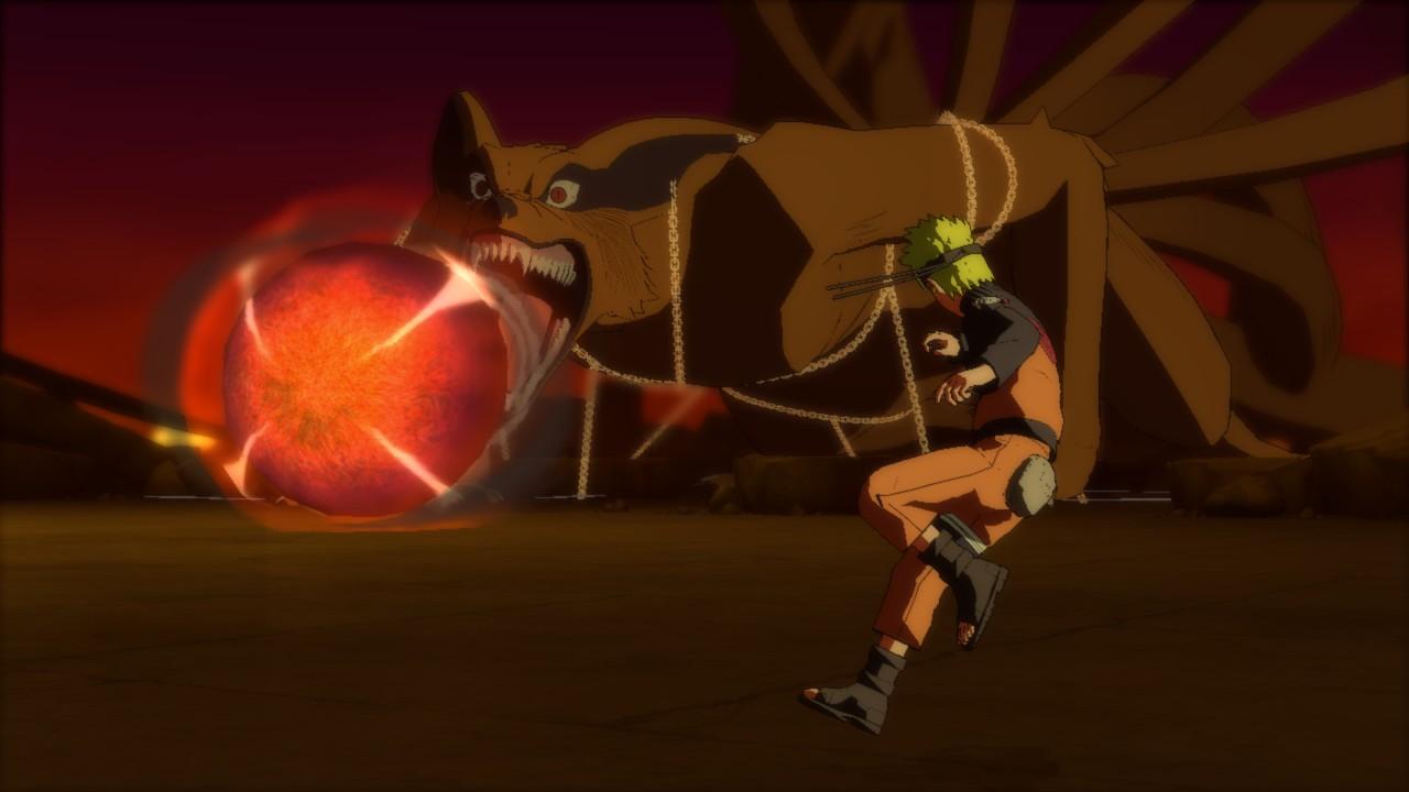 Скриншот №5 к NARUTO SHIPPUDEN Ultimate Ninja STORM Legacy