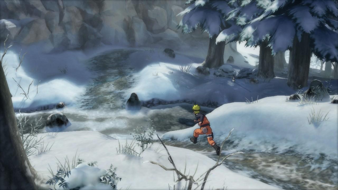 Скриншот №8 к NARUTO SHIPPUDEN Ultimate Ninja STORM Legacy