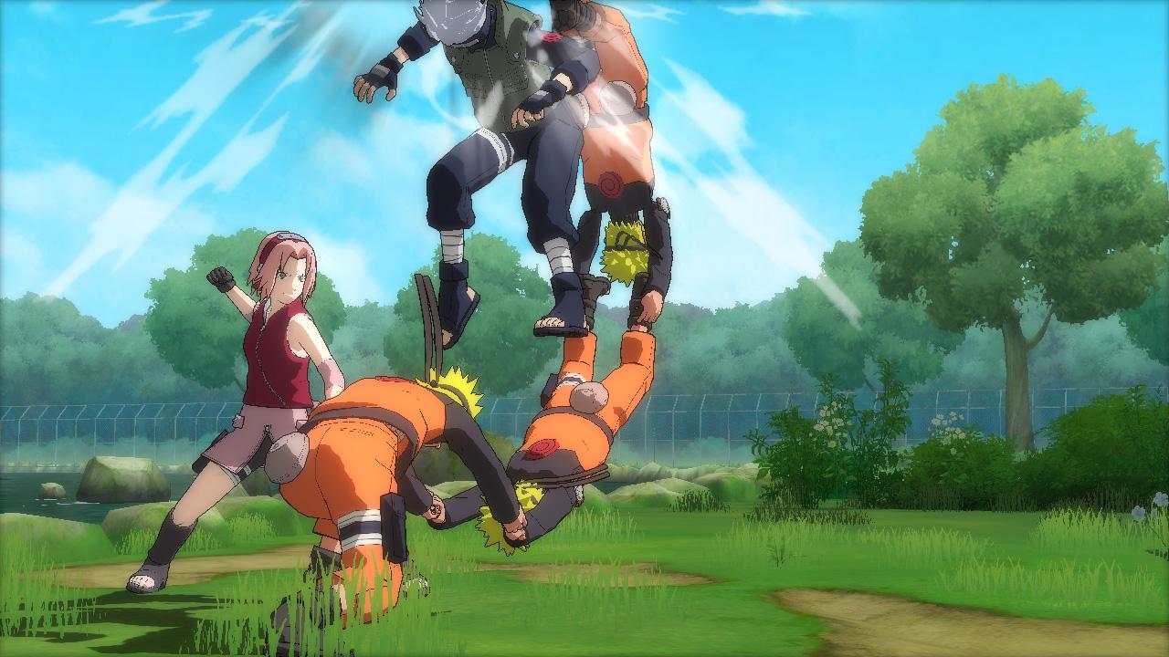 Скриншот №3 к NARUTO SHIPPUDEN Ultimate Ninja STORM Legacy