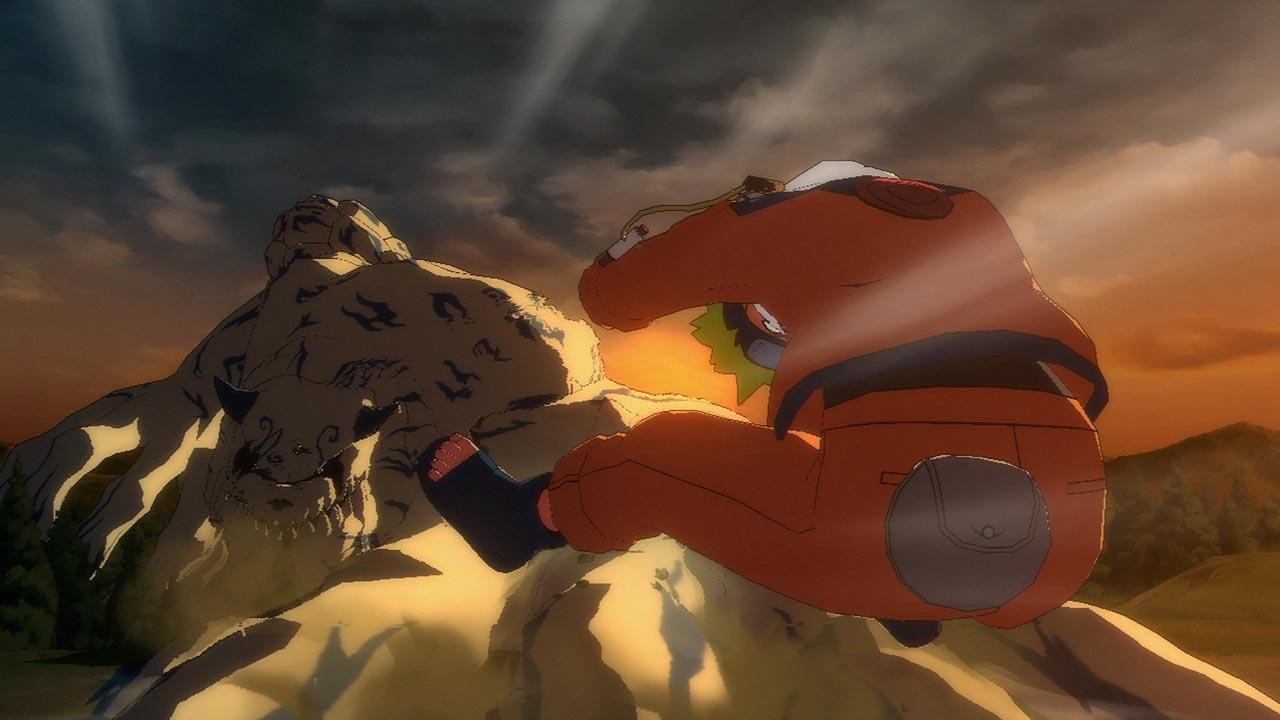 Скриншот №2 к NARUTO SHIPPUDEN Ultimate Ninja STORM Legacy
