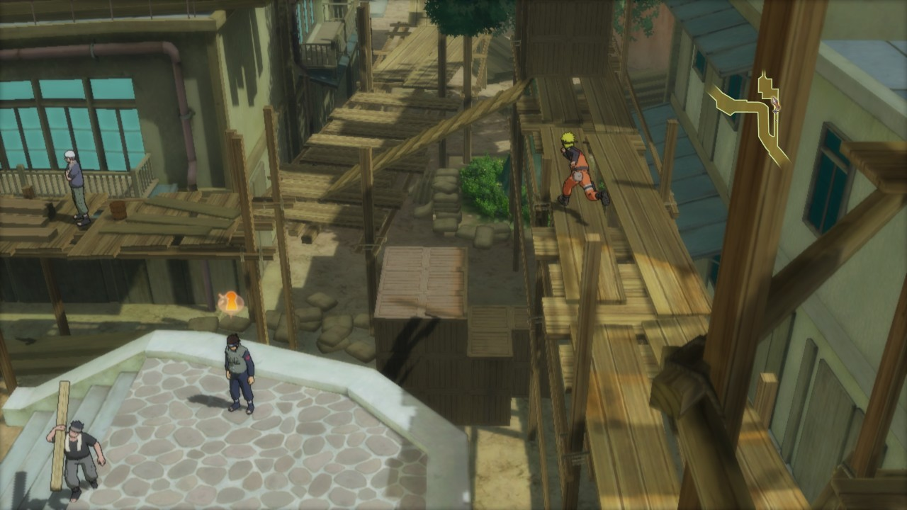 Скриншот №7 к NARUTO SHIPPUDEN Ultimate Ninja STORM Legacy