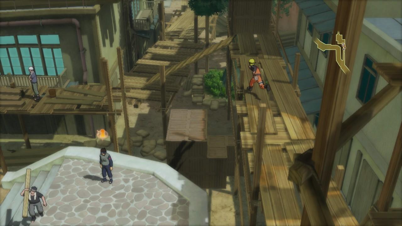 Скриншот №3 к NARUTO SHIPPUDEN Ultimate Ninja STORM 3 Full Burst