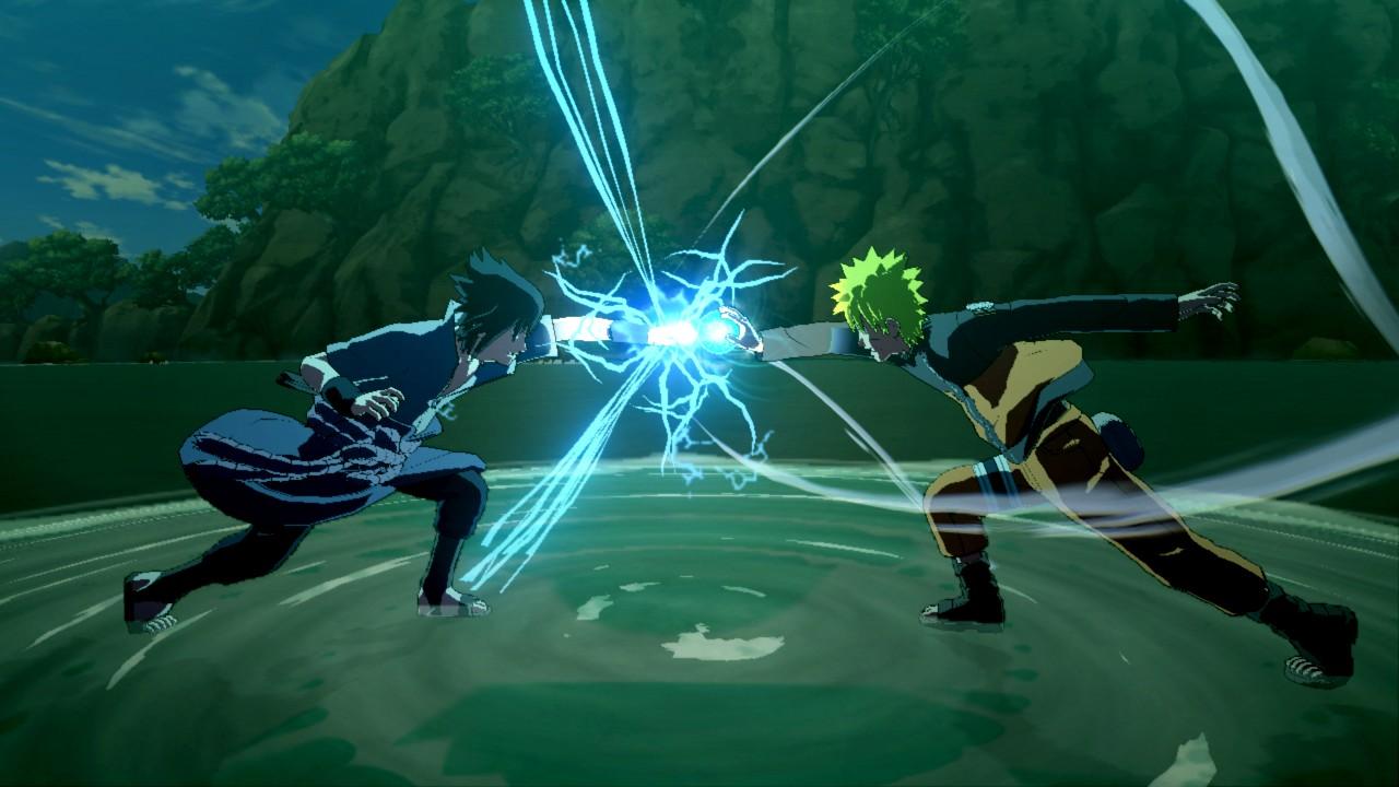 Скриншот №2 к NARUTO SHIPPUDEN Ultimate Ninja STORM 3 Full Burst