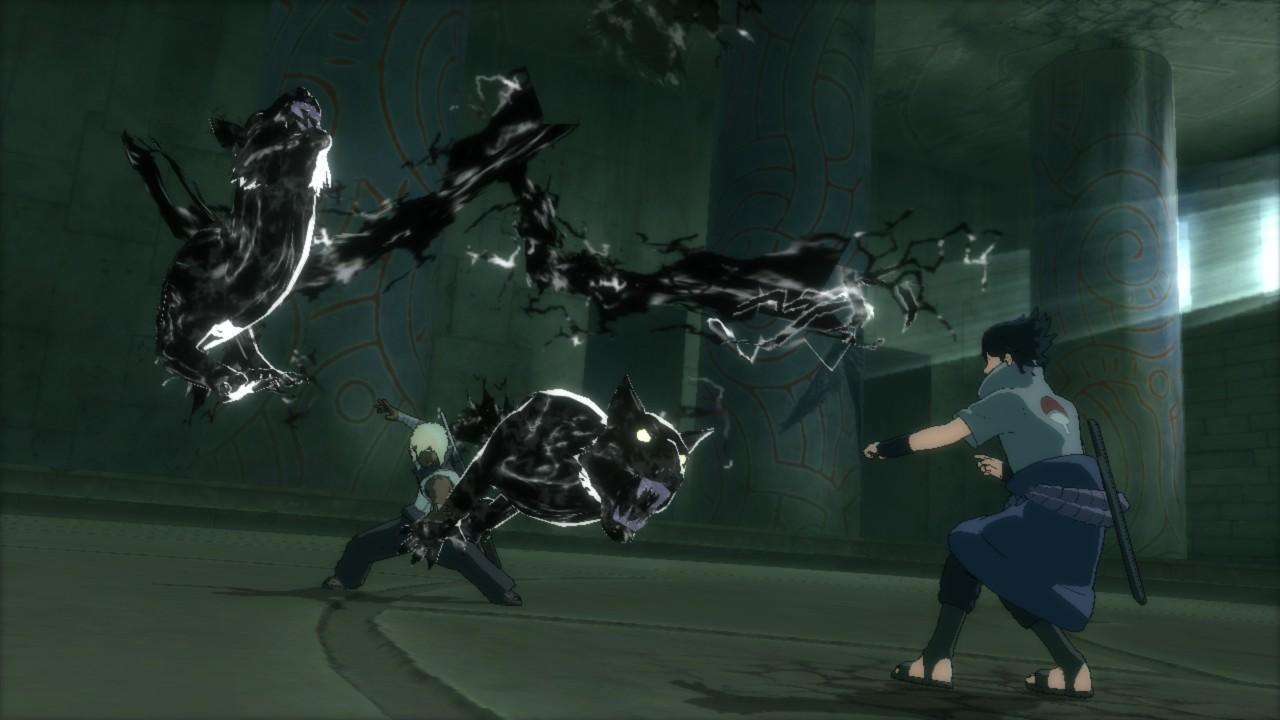 Скриншот №10 к NARUTO SHIPPUDEN Ultimate Ninja STORM 3 Full Burst