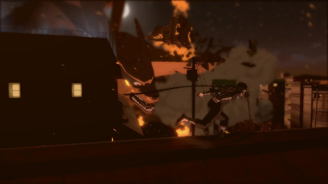 Скриншот №8 к NARUTO SHIPPUDEN Ultimate Ninja STORM 3 Full Burst