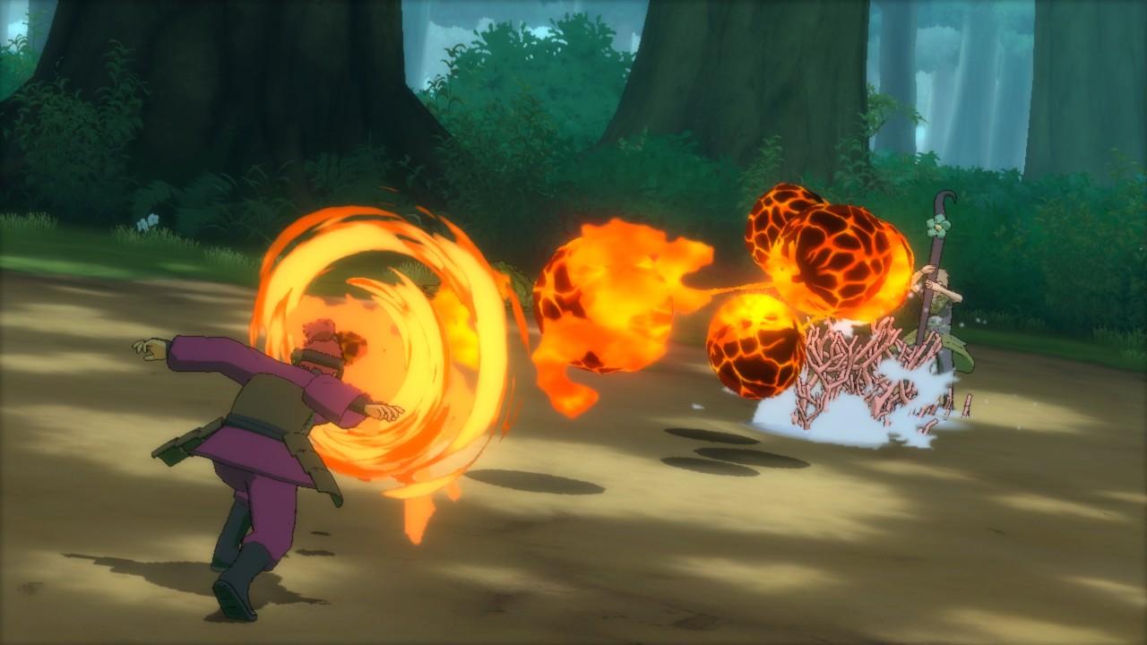Скриншот №5 к NARUTO SHIPPUDEN Ultimate Ninja STORM 3 Full Burst