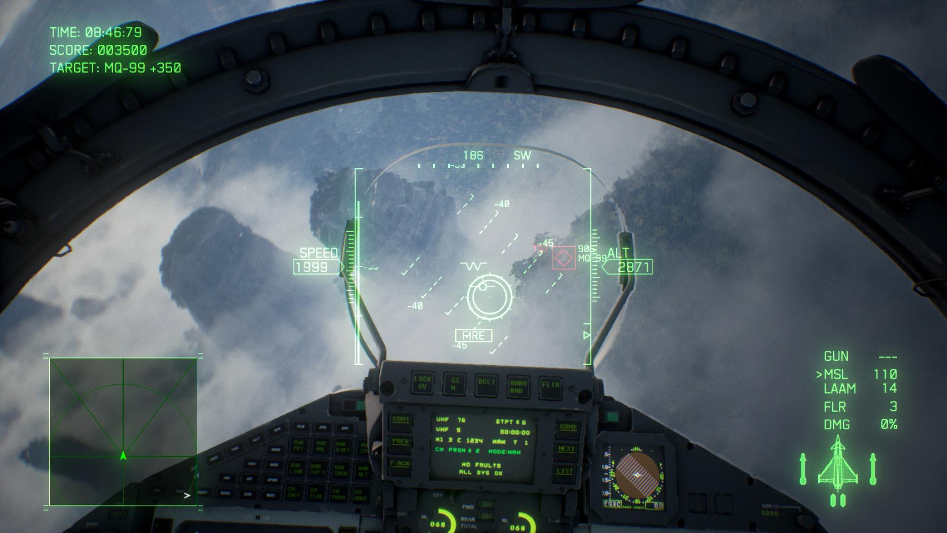 Скриншот №10 к ACE COMBAT 7 SKIES UNKNOWN