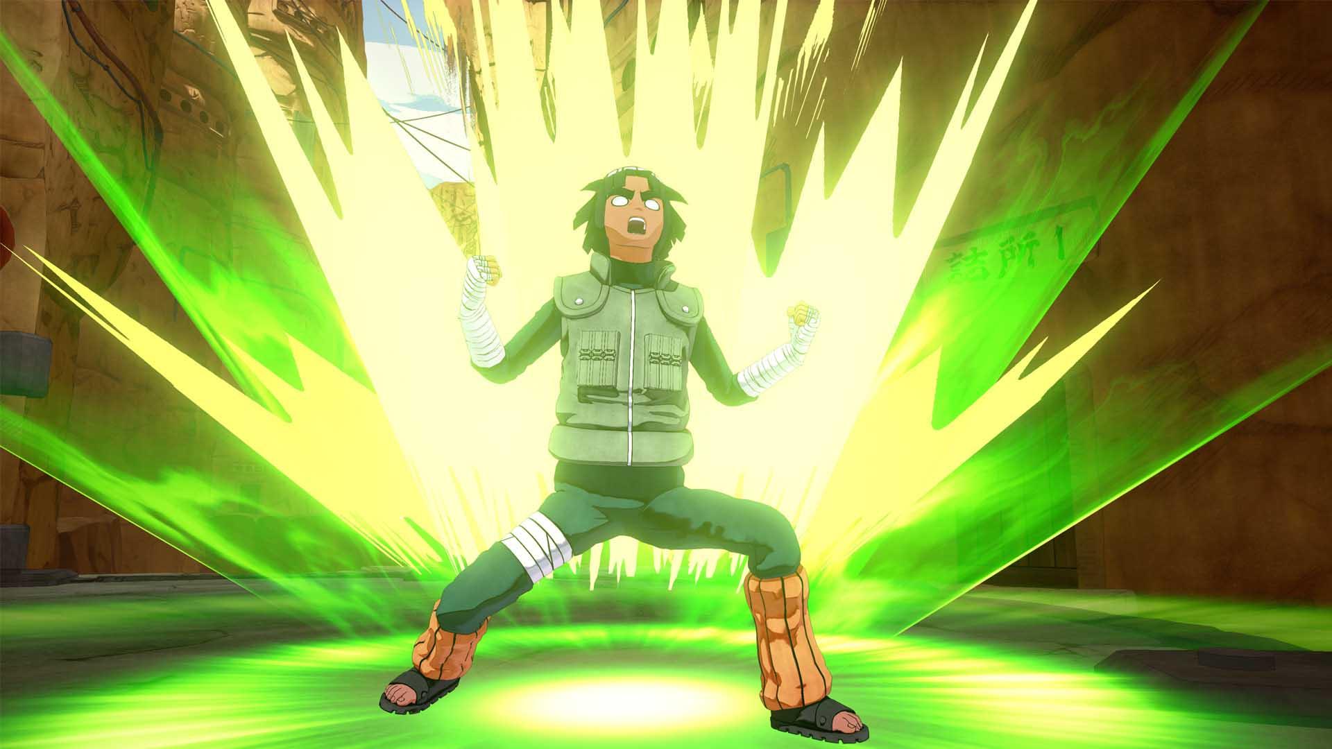 Скриншот №4 к NARUTO TO BORUTO SHINOBI STRIKER Deluxe Edition