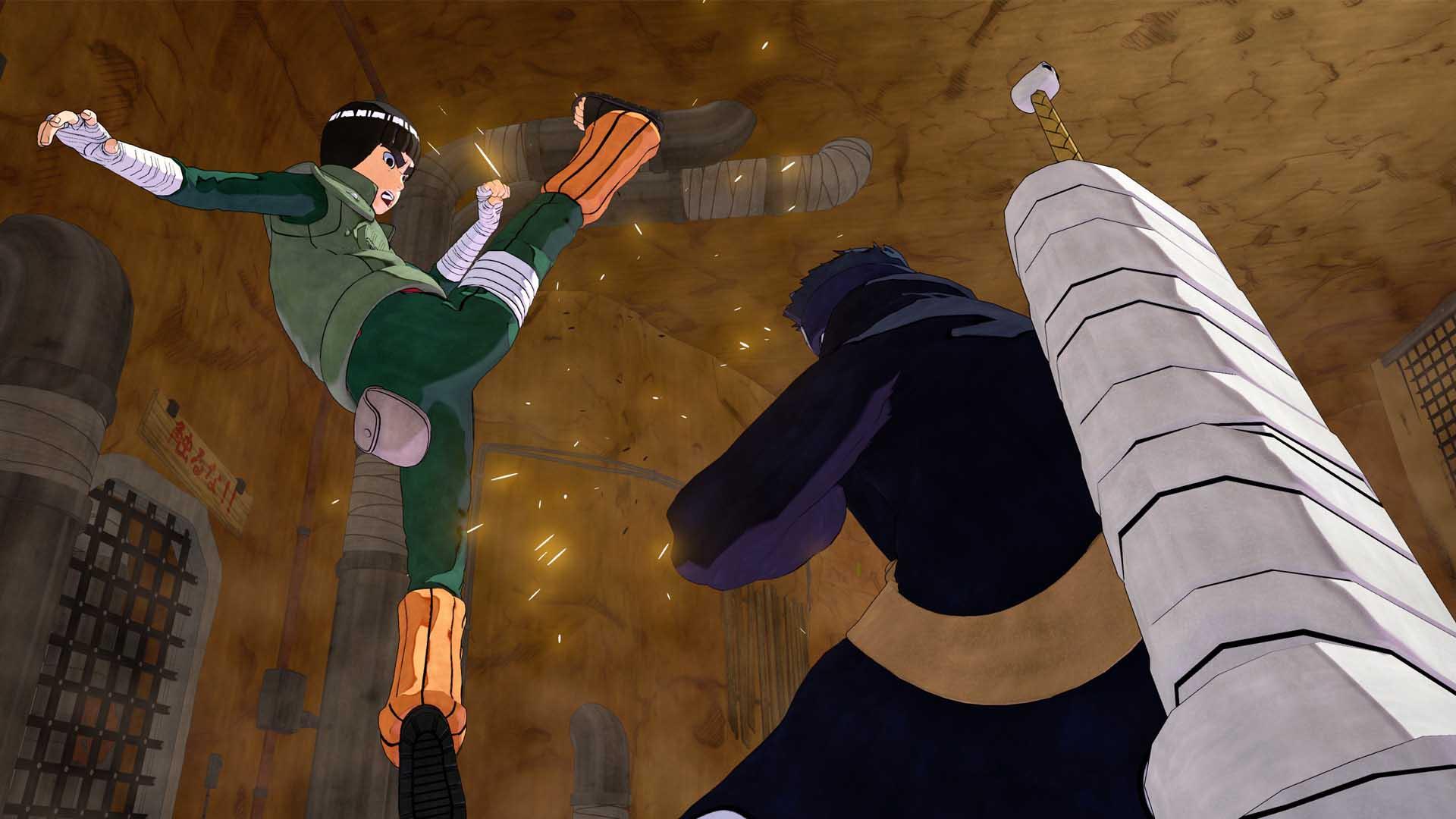 Скриншот №7 к NARUTO TO BORUTO SHINOBI STRIKER