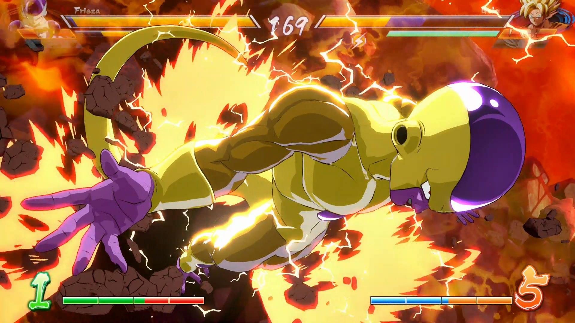 Risultati immagini per dragon ball fighterz