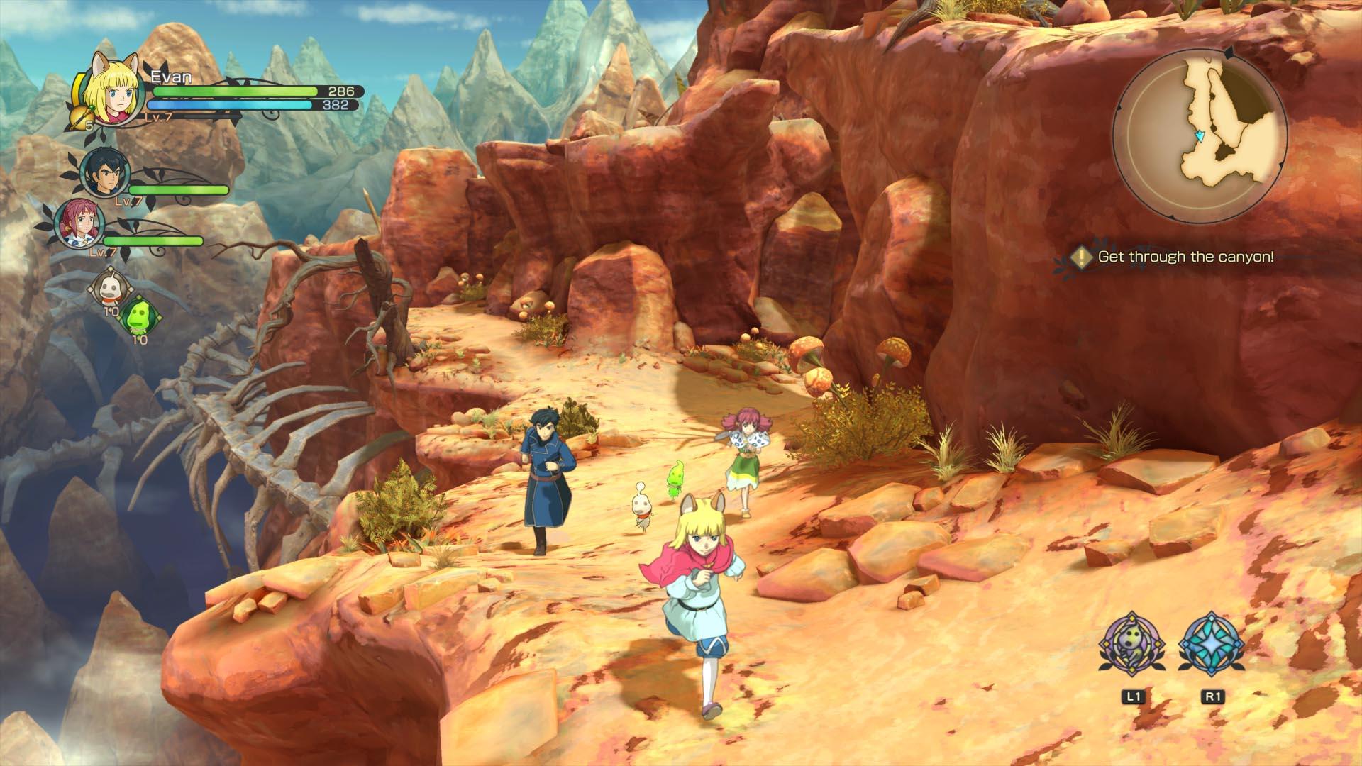 Скриншот №2 к Ni no Kuni II Revenant Kingdom