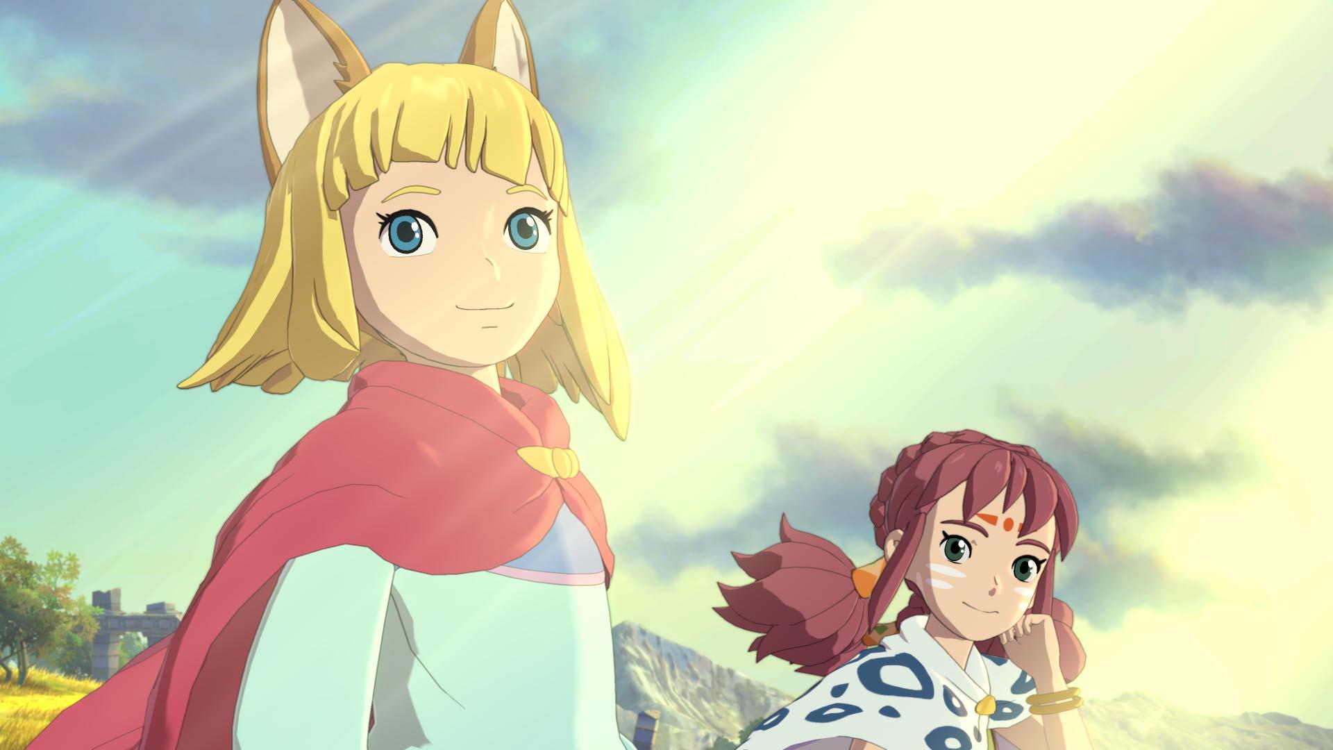 Скриншот №1 к Ni no Kuni II Revenant Kingdom