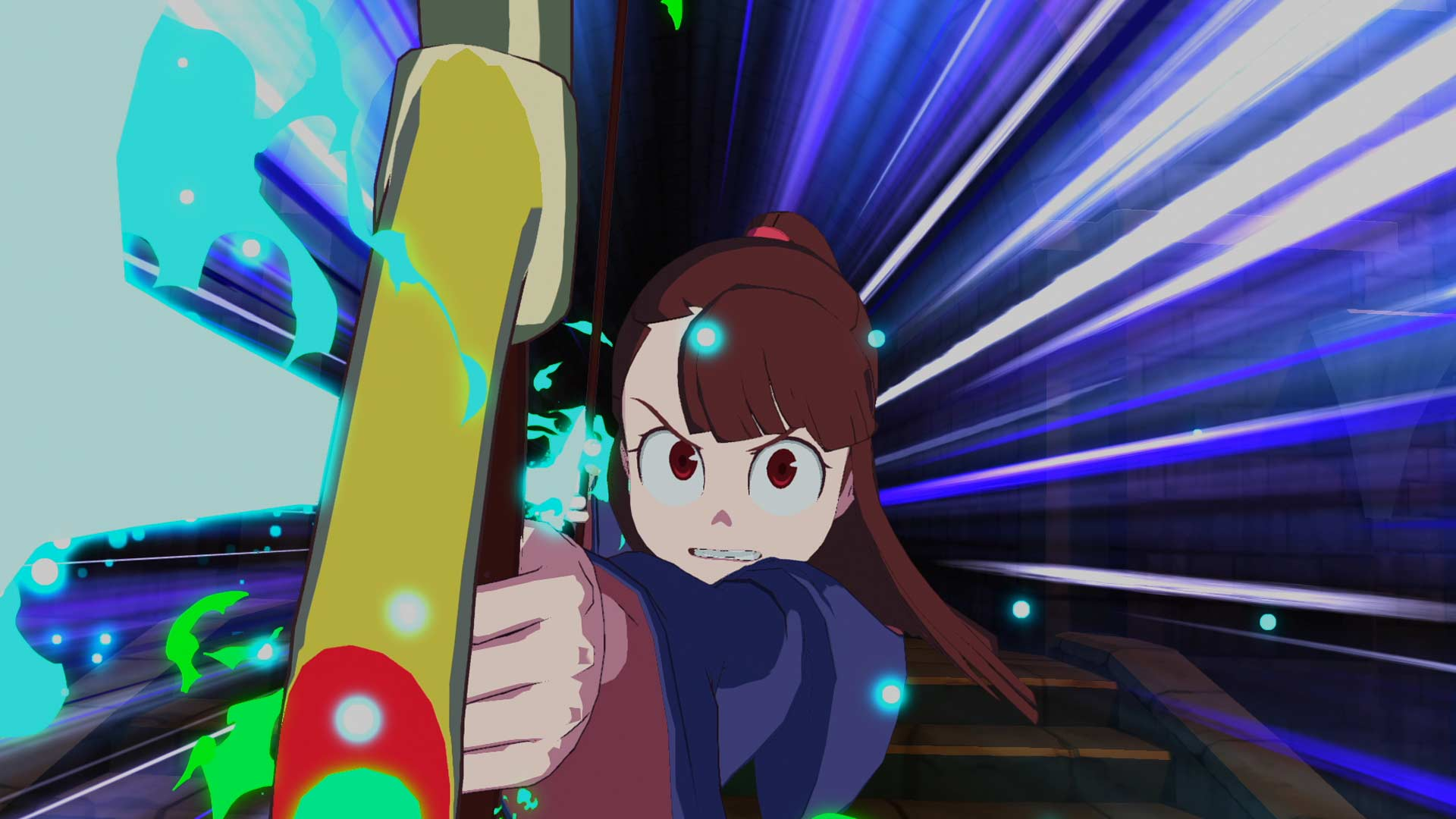 Little Witch Academia: Chamber of Time скриншот 3