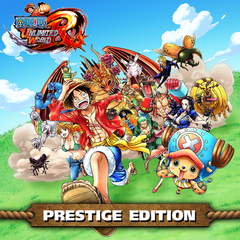 ONE PIECE Unlimited World Red Prestige Edition