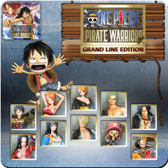ONE PIECE : Pirate Warriors - Grand Line Edition