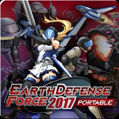 EARTH DEFENSE FORCE® 2017 PORTABLE