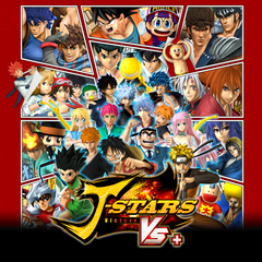 J-Stars Victory VS+ Digital Edition