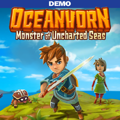 Oceanhorn - Monster of Uncharted Seas (Demo)